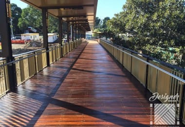 Gallery Of Boardwalk Construction Designer Decks